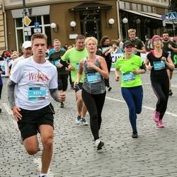 12th Danske Bank Vilnius Marathon - Gerda Sakalauskaitė (7242), Justė Radzevičiūtė-Laugalienė (7551), Greta Giedraitytė (8112), Šarūnas Turlinskas (8474)