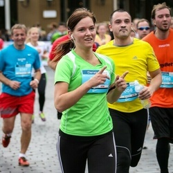 12th Danske Bank Vilnius Marathon - Rolandas Launikonis (7008), Justina Brazauskaitė (8789)