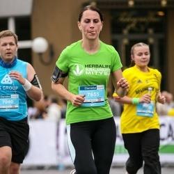 12th Danske Bank Vilnius Marathon - Lina Juočienė (7655)
