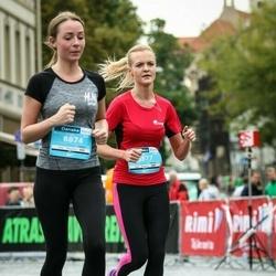 12th Danske Bank Vilnius Marathon - Elžbeta Pliavgo (8577)