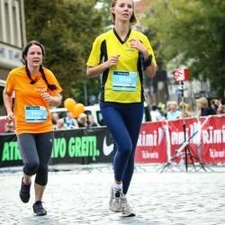 12th Danske Bank Vilnius Marathon - Viktorija Suboč (6450), Barbora Grinevičiūtė (9358)