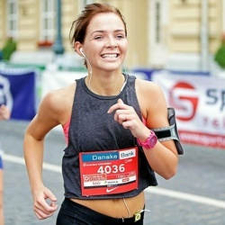 12th Danske Bank Vilnius Marathon - Ugnė Poderytė (4036)