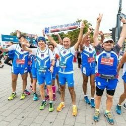 12th Danske Bank Vilnius Marathon - Massimo Morano (394), Michele Tarquinio (395), Leonardo Statella (2317), Silvano Bucci (2318)