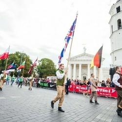 12th Danske Bank Vilniaus maratonas