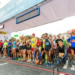 12th Danske Bank Vilnius Marathon - Teklu Getu Metaferia (554), Tadas Kavaliauskas (832), Dzmitry Hryhoryeu (3973)
