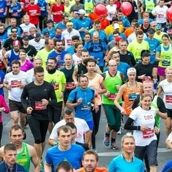 12th Danske Bank Vilnius Marathon - Arūnas Zalanskas (630), Sirke Peltonen (656), Vitalijus Bitautas (3779)