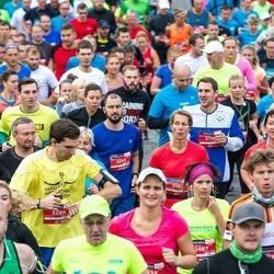12th Danske Bank Vilnius Marathon - Lita Marauska (3183), Rokas Pauliukaitis (3750), Laimonas Krivickas (4243)