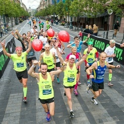 12th Danske Bank Vilnius Marathon - Andrzej Nowinowski (444), Ainārs Zellis (677), Reinis Tops (681), Mantautas Bieliauskas (1011)