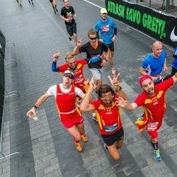 12th Danske Bank Vilnius Marathon - Melchor Saiz-Pardo De Benito (417), Carlos Sanchez Rivas (2347)