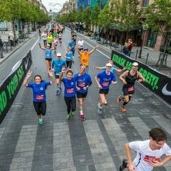 12th Danske Bank Vilnius Marathon - Jurgis Pakerys (2407), Marius Gricius (2424), Giedrius Sprindys (3088), Rasa Bačanskienė (3169), Birutė Kavalskienė (4170)