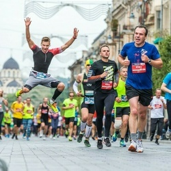 12th Danske Bank Vilnius Marathon - Edvinas Micuta (880), Vytautas Glemža (4002), Liutauras Jablonskas (4182)