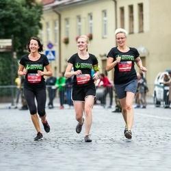 12th Danske Bank Vilnius Marathon - Sannaa Karosas (3278), Rasa Bivainienė (3279), Šarūnė Tilvikaitė (3280)