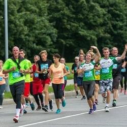 12th Danske Bank Vilnius Marathon - Ieva Giedrytė (7476), Marius Kasčiuskevičius (7495)