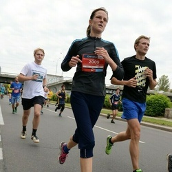 12th Danske Bank Vilnius Marathon - Margarita Podagelytė (2009)