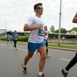 12th Danske Bank Vilnius Marathon - Andžej Šuškevič (831)
