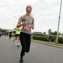 12th Danske Bank Vilnius Marathon - Laura Kalēja (2453)