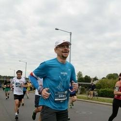 12th Danske Bank Vilnius Marathon - Jacek Chmielewski (485)