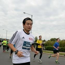 12th Danske Bank Vilnius Marathon - Dag Atle Lee Eksund (466)