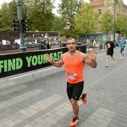 12th Danske Bank Vilnius Marathon - Janis Straukmanis (3248)