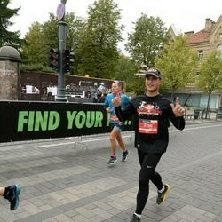 12th Danske Bank Vilnius Marathon - Konradas Lekešius (3706)