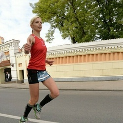 12th Danske Bank Vilnius Marathon - Jolanta Ginsevičiūtė (429)