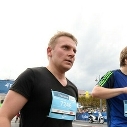 12th Danske Bank Vilnius Marathon - Jaroslavas Bersekerskas (7246)