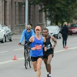 12th Danske Bank Vilnius Marathon - Dzmitry Hryhoryeu (3973)