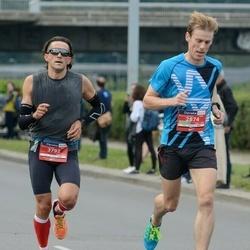 12th Danske Bank Vilnius Marathon - Marius Noreika (2874), Martynas Tinfavičius (3792)
