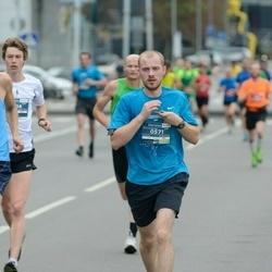 12th Danske Bank Vilnius Marathon - Tomas Nemunaitis (571), Mindaugas Macijauskas (3114)