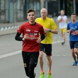 12th Danske Bank Vilnius Marathon - Darius Sakalauskas (3018)