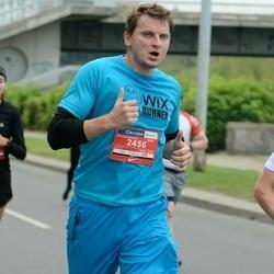12th Danske Bank Vilnius Marathon - Karolis Butkus (2456)