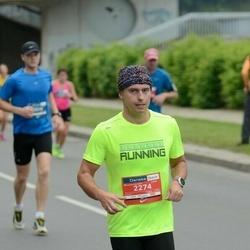 12th Danske Bank Vilnius Marathon - Yurii Bordakow (2274)