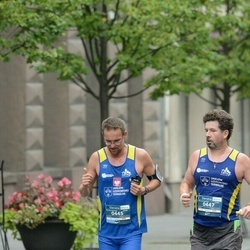 12th Danske Bank Vilnius Marathon - Robert Błaszczyk (445), Janusz Rupnik (447)