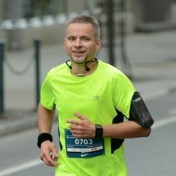 12th Danske Bank Vilnius Marathon - Valdas Šmaižys (703)