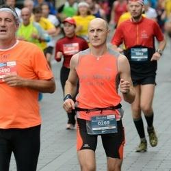 12th Danske Bank Vilnius Marathon - Norbert Siemiątkowski (269)