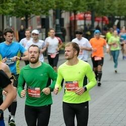 12th Danske Bank Vilnius Marathon - Bernadeta Lukauskaitė (4044), Linas Šinkūnas (4095)