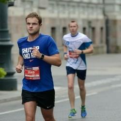 12th Danske Bank Vilnius Marathon - Martynas Šaka (2649)