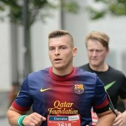 12th Danske Bank Vilnius Marathon - Paulius Jacina (2618)