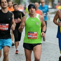 12th Danske Bank Vilnius Marathon - Osvaldas Žurauskas (3737)