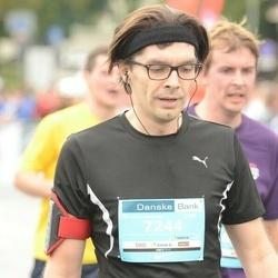 12th Danske Bank Vilnius Marathon - Vaidas Augustinavičius (7244)