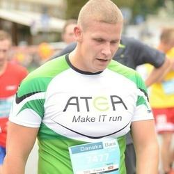 12th Danske Bank Vilnius Marathon - Mantas Lebednykas (7477)