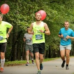12th Danske Bank Vilnius Marathon - Imants Antužāns (684), Rihards Čaiba (691), Artūras Šilingas (751)