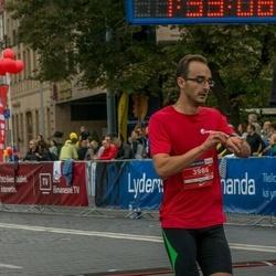 12th Danske Bank Vilnius Marathon - Mindaugas Bacius (3986)