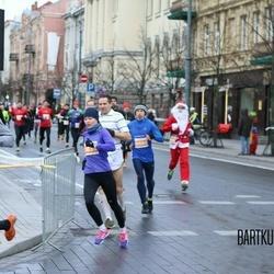 Vilnius Christmas Run - Ramūnas Vilčinskas (585), Tautvydas Barštys (731)