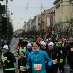 Vilnius Christmas Run - Justinas Garliauskas (79), Andrius Simkus (473)
