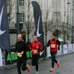 Vilnius Christmas Run - Simonas Krėpšta (304), Remigijus Snioka (486), Darius Sadeckas (789)
