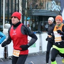 Vilnius Christmas Run - Vidas Starkus (138), Nerijus Mačiulis (569)