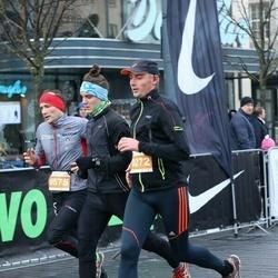 Vilnius Christmas Run - Vytautas Ledakas (272), Rolandas Bačkys (575)