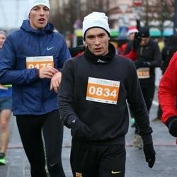 Vilnius Christmas Run - Mantas Staliunas (175), Deividas Marcinkevičius (834)