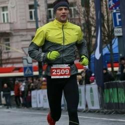 Vilnius Christmas Run - Mindaugas Kardamovicius (2509)